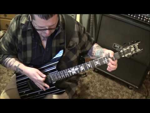 WASP - I WANNA BE SOMEBODY - Guitar Lesson by Mike Gross