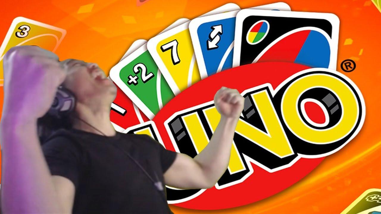【DE JuN】UNO - 鴻麟 :這是一款需要智商跟策略的遊戲。