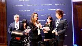 2012年4月にオープンした世界的なブランド「トミー ヒルフィガー」の記...