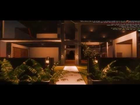 Basic House in Cryengine (Free SDK)