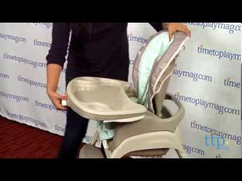 Ingenuity High Chair 3 In 1 Cover Wire Desk Trio From Kids Ii Youtube