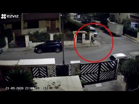 Corriere della Sera: Omicidio di Lecce, il killer ripreso da una telecamera di sorveglianza dopo il delitto