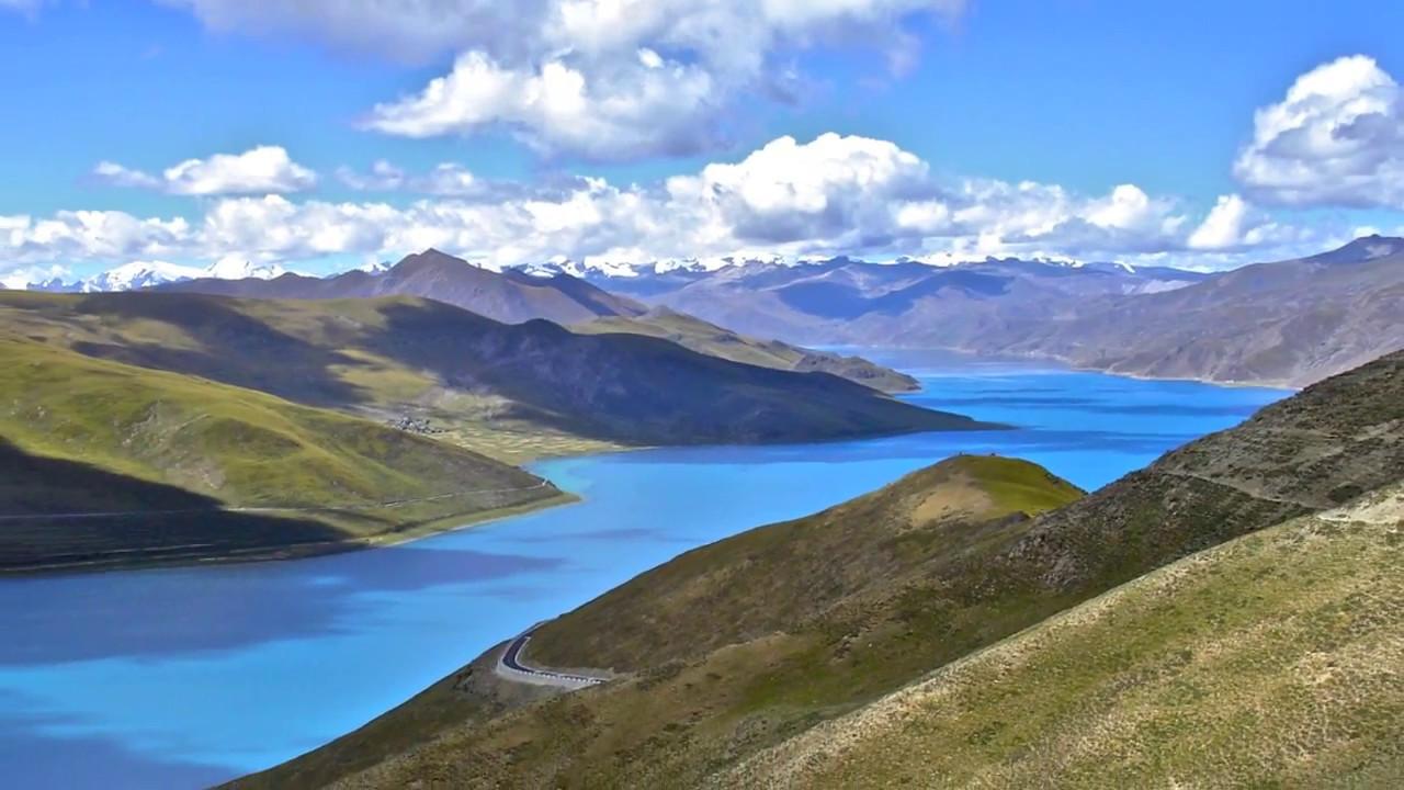 himalayan landscapes of tibet &