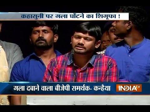 Kanhaiya Kumar Gets Sympathiser in Shiv Sena, Uddhav Thackeray Targets PM Modi and BJP