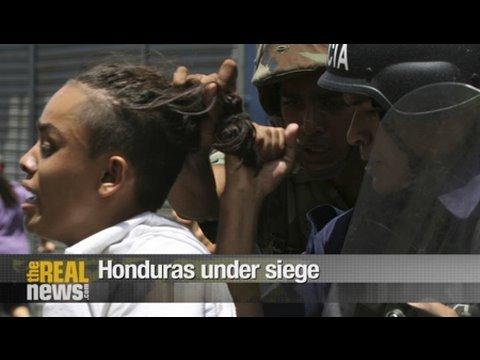 Honduras under siege