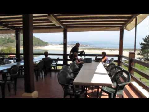 Camping Islas Cies - Galicia