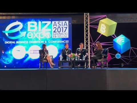 e-Biz Expo Asia 2017 หัวข้อ Last Mile Delivery : โลจิสติก คือ กุญแจสำคัญของการทำอีคอมเมิร์ซไทย