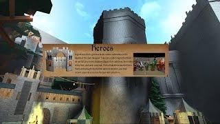 ROBLOX: ¡Sombreros gratis! Cómo obtener el sombrero gratis en Heroes