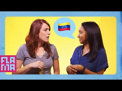 Latinos Imitate Each Other&39;s Accents