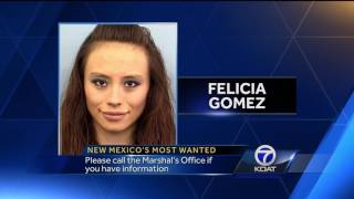 New Mexico Most Wanted