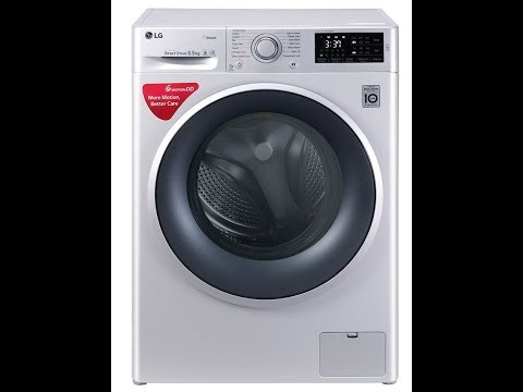 LG Front Load Washing Machine   Inverter Fully Automatic   Direct Drive   Unboxing \u0026 Installation