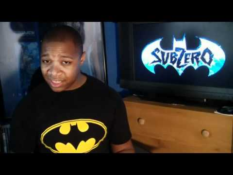 Batman SubZero Movie Review