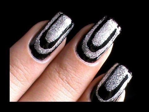 Nail Art Without Tools How to do Beginners EditionYouTube