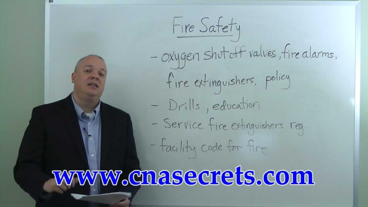 Cna study guide fire safety youtube cna study guide fire safety xflitez Image collections