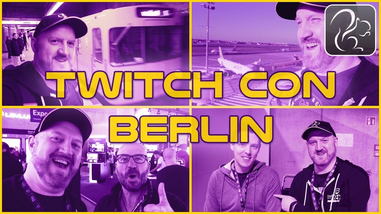 Twitch Con Berlin