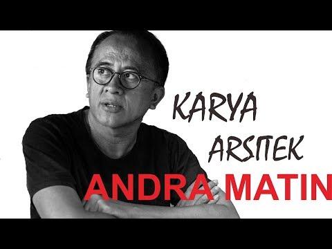 KARYA ARSITEK ANDRA MATIN  -  BANTUL ELECTRONIC TRAINING CENTER (BETC)