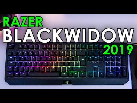 Razer BlackWidow 2019 Unboxing