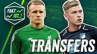 Leno zu Liverpool oder Arsenal? Meyer zu Hoffenheim? Fakt ist..! Transfer Spezial Sommerpause 2018