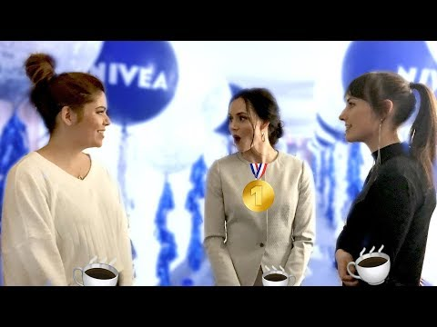 SPILLING OLYMPIC TEA WITH TESSA VIRTUE ⛸🏅☕️