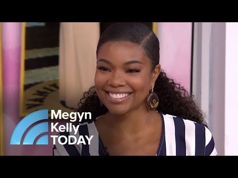 Gabrielle Union Opens Up About TV Pilot With Jessica Alba, Fashion Line  Megyn Kelly TODAY