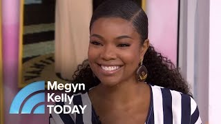 Gabrielle Union Opens Up About TV Pilot With Jessica Alba, Fashion Line | Megyn Kelly TODAY