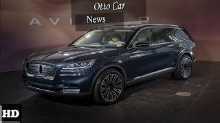 Hot News !!! 2019 Lincoln Aviator   Three Row,