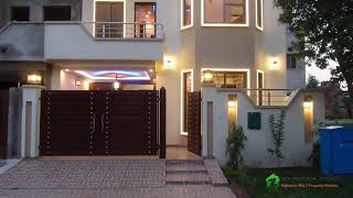5 MARLA BRAND NEW HOUSE FOR SALE IN BAHRIA NASHEMAN LAHORE