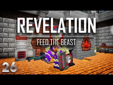 FTB Revelation EP25 Advanced Inscriber Automation + Xnet