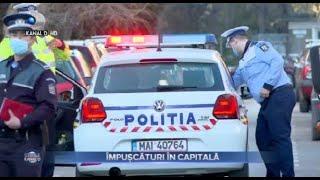 Stirile Kanal D (14.03.) - Impuscaturi in Capitala! Atacatorul este in libertate! | Editie de seara