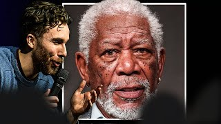 Audience Reacts to Morgan Freeman Impression | Standup