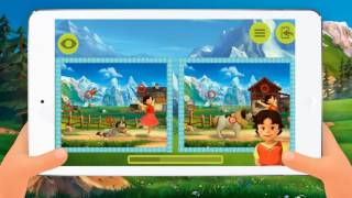Heidi: best toddler fun games - Tap Tap Tales - Apps and Games for Kids