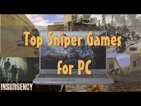 Top Sniper Games For PC