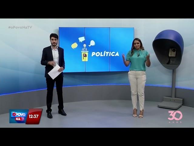 Política com Daniel Lustosa - 21 10 2021 - O Povo na TV