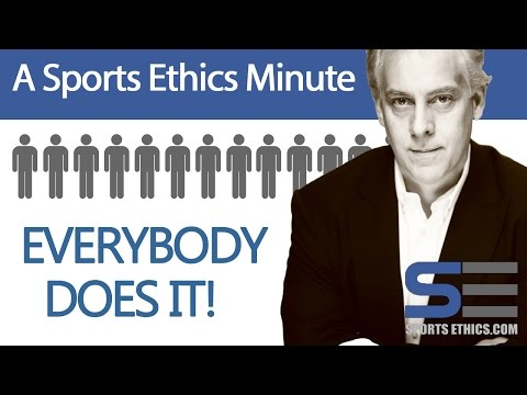 Sports Ethics Minute