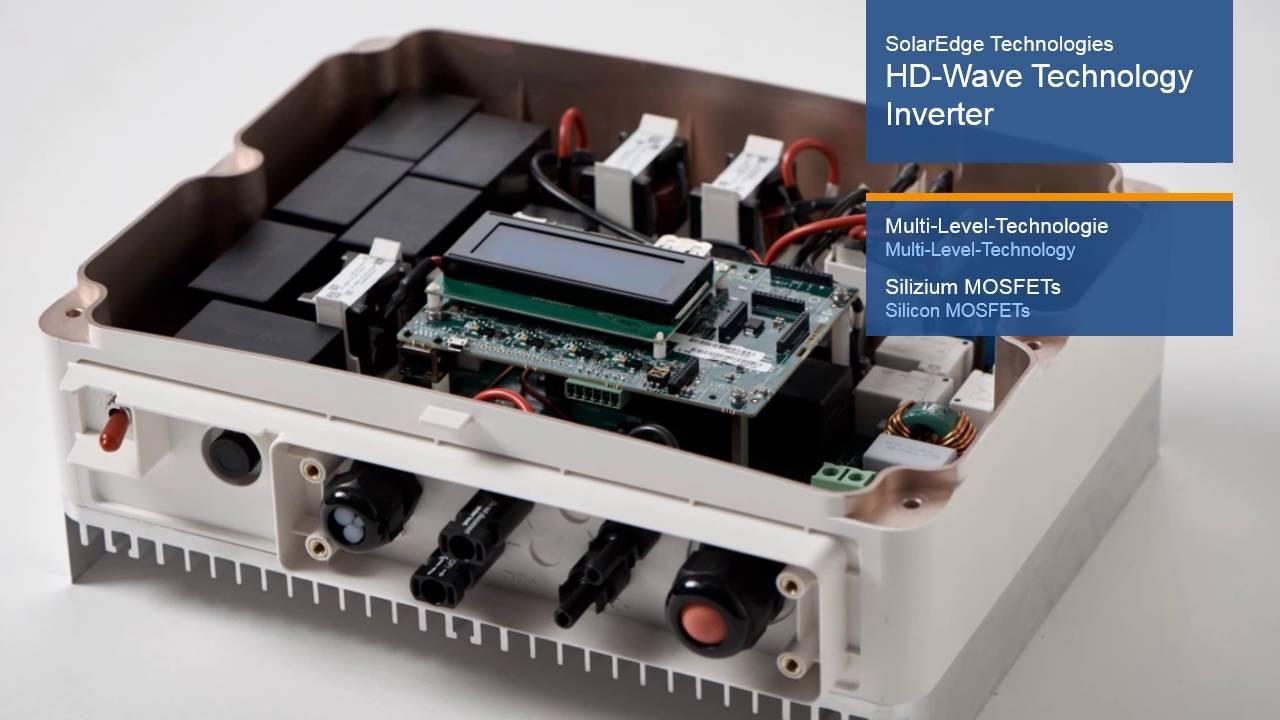 Intersolar Award 2016 Solaredge Technologies Hd Wave