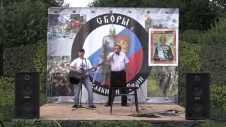 Сборы Православный воин   2015
