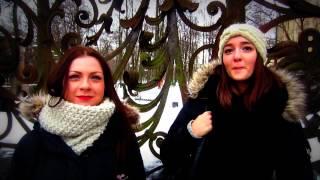 """Обсуждение клипа """"Экспонат""""- Он же """"На лабутенах"""" с девушками из Германии."""