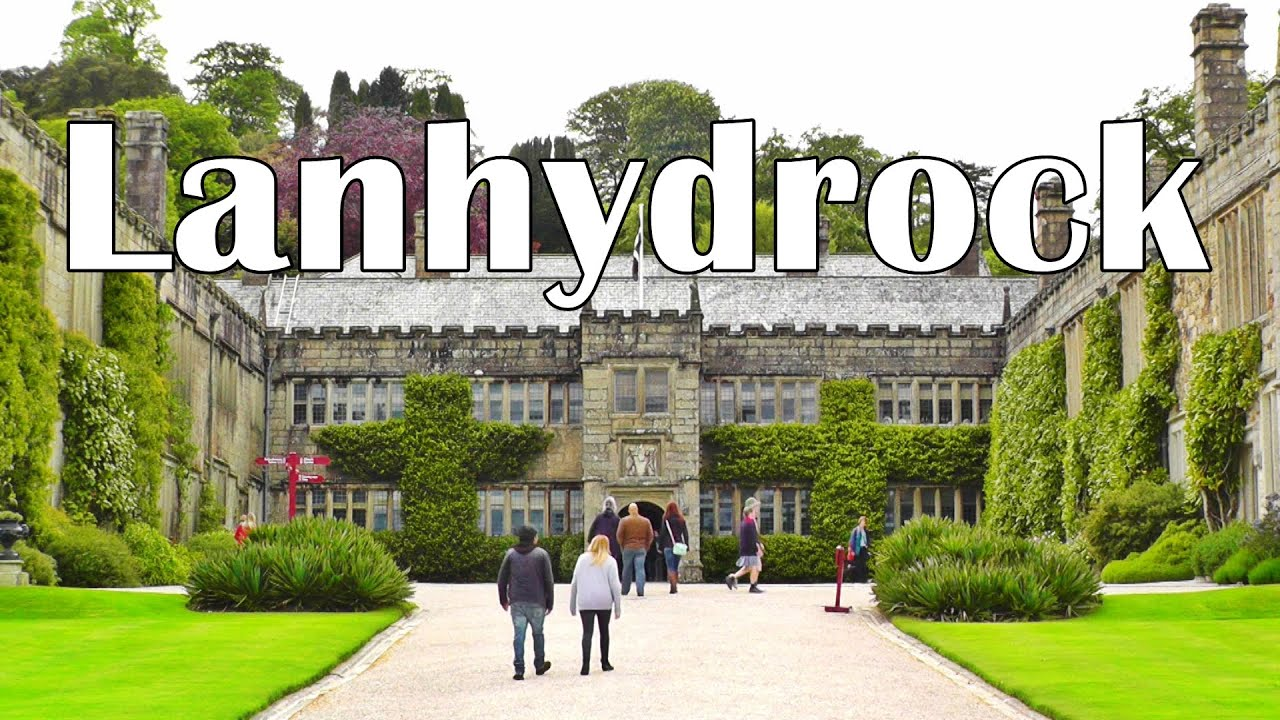 Lanhydrock House and Gardens - Cornwall England - YouTube