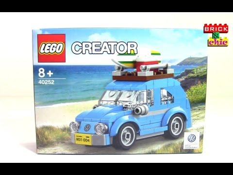 Lego Creator 40252 Mini Beetle