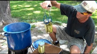 Canning Dill Pickles - Delicious, Easy Recipe