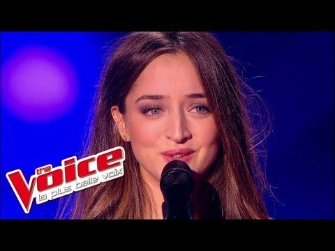 The Voice 2015│Clémence Saint Preux - Les Passantes (George Brassens)│Blind Audition