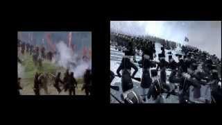 The Battle of Berezina Storyboard