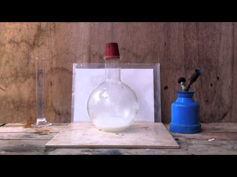 PURE OXYGEN : OXIDATION OF IRON IN PURE OXYGEN GAS