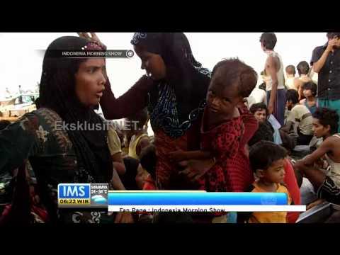 Penyelamatan Pengungsi Rohingya oleh Nelayan Indonesia - IMS