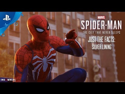 Marvel's Spider-Man: Silver Lining – Just the Facts | PS4