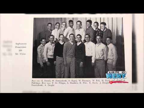 Ernie Davis Yearbook