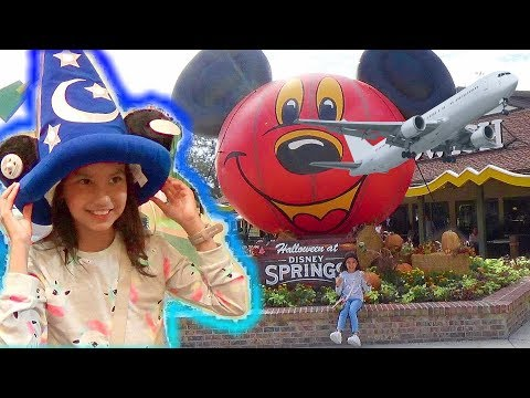 ViaJe, AvioN, ROOM TOUR y LLeGaDa a DISNEY WORLD Orlando