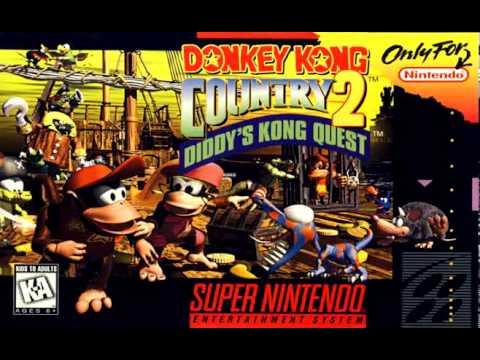 [Donkey Kong 2 OST] Hot-Head Bop
