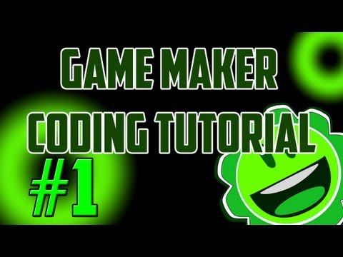 Game Maker Coding Basics #1