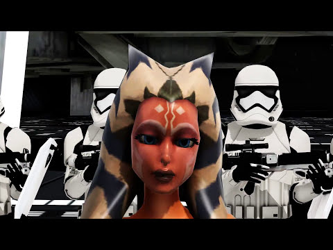 [MMD] STAR WARS ROGUE ONE AHSOKA TANO ? Lamb R-18 thumbnail